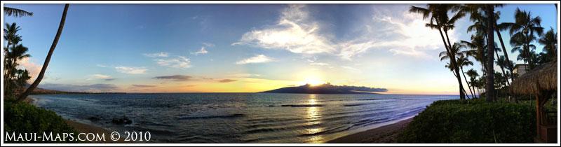 kaanapali sunset