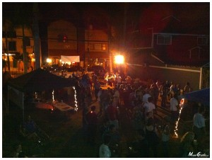 maui town parties