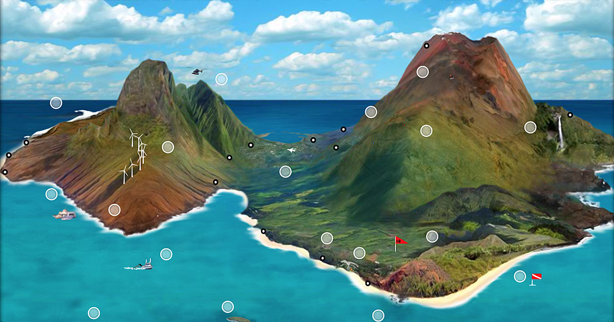 Maui Maps | Maui Activities & Locations on an Interactive Map