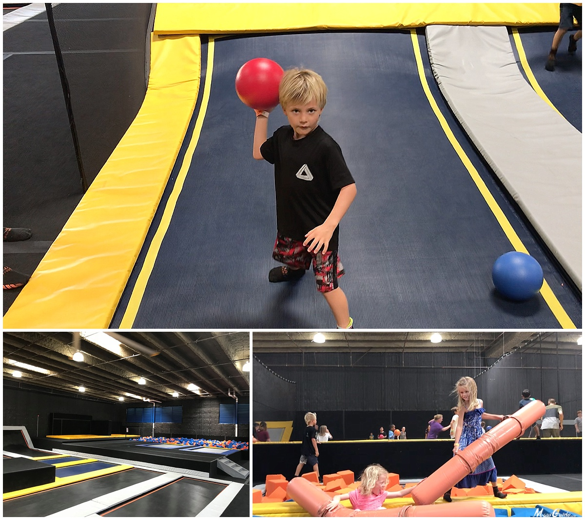 ultimate air trampoline park review