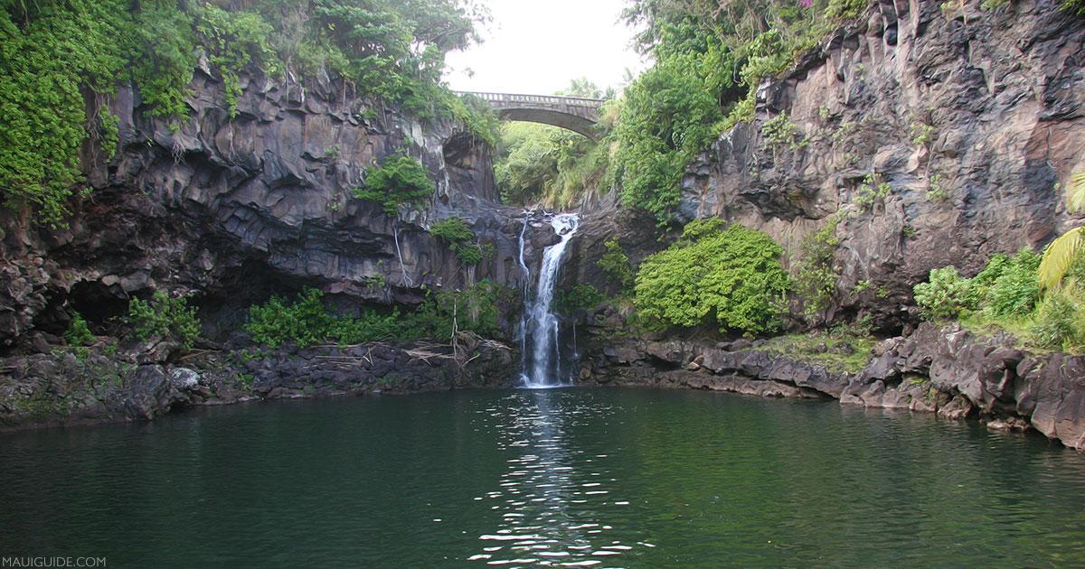 Seven Sacred Pools in Hana, Maui